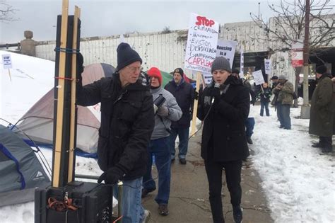 shelters in chicago activists celebrate uptown homeless shelter remaining open everyblock chicago