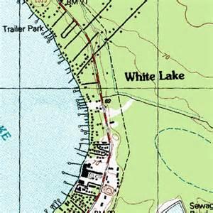 white lake post office historical nc