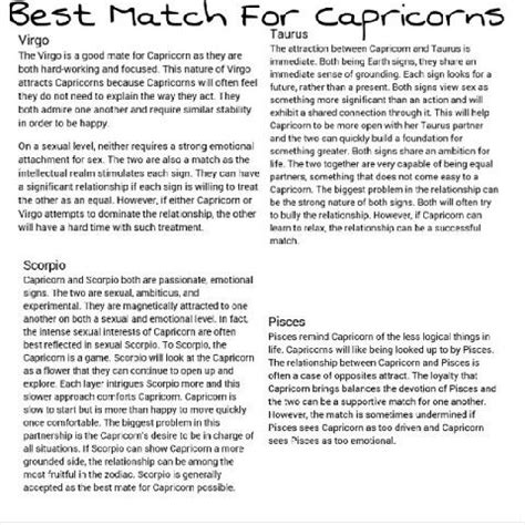 capricorn woman and scorpio man in bed you and i virgos and capricorn on pinterest