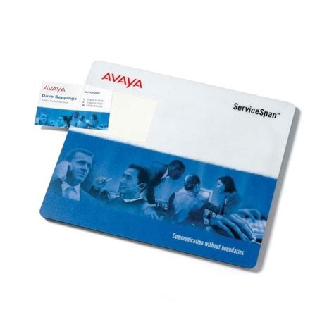 Corporate Mouse Mats business card mouse mats adband