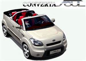 Kia Soul Convertible How About A Soul Convertible