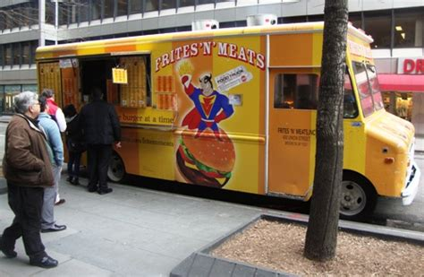 dutch design week food truck frites n meats returning within the next week new york