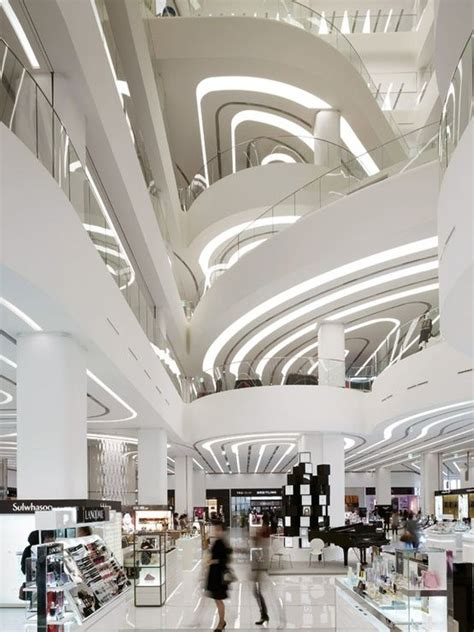 Interior Design For Shopping Mall by The World S Best Interiors Bars Restaurants And Shops