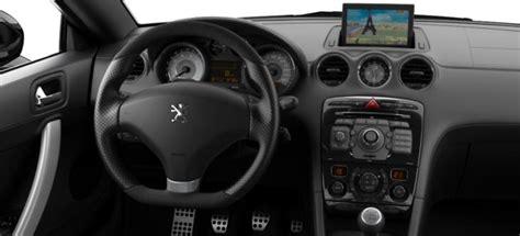 peugeot coupe rcz interior peugeot rcz interior 2010