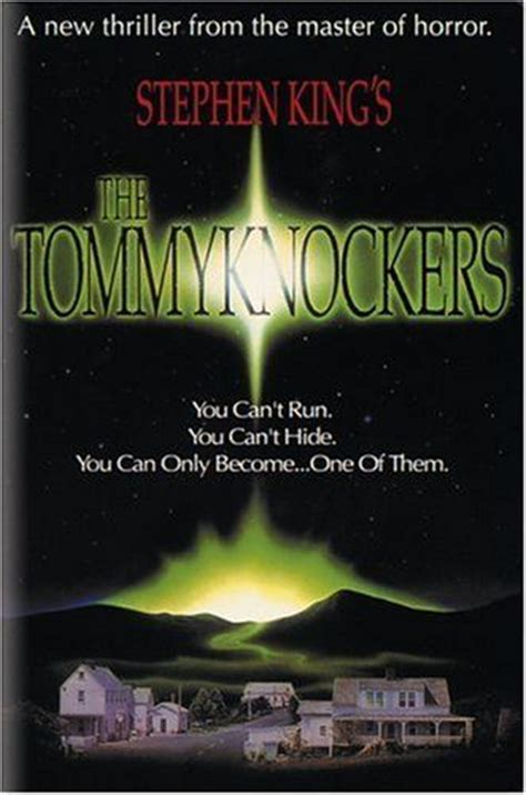 the tommyknockers the tommyknockers 1993 on collectorz com core movies