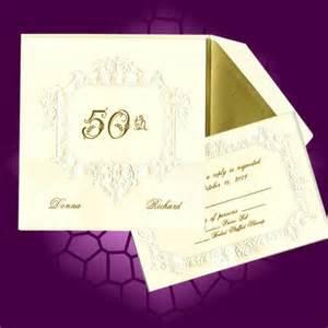 invitation for 50th wedding anniversary in 50th wedding anniversary invitations the wedding specialists