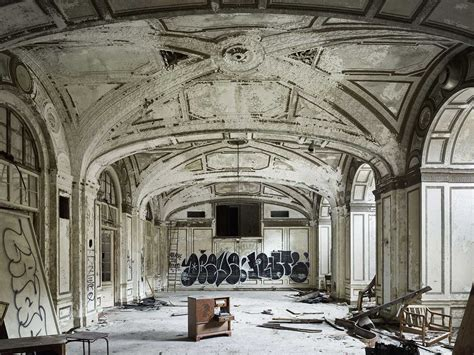 Opulent Architecture empty abandoned buildings curated by yellowtrace