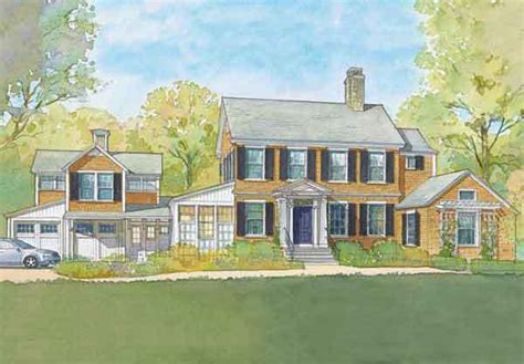 southern living house plans 2008 2005 cottage living idea home cottage living southern