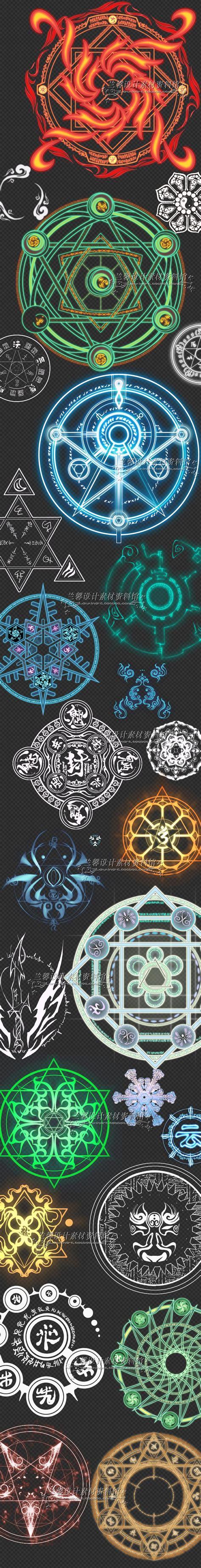 Kaos Anime Seal An9a1 alchemy sacred geometry alchemy sacred