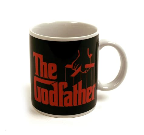 the godfather logo boxed mug pink cat shop