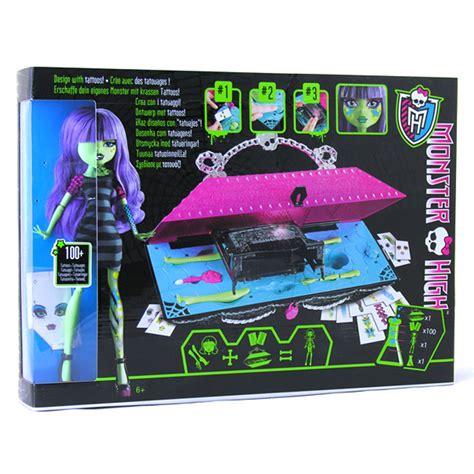 monster high doll design lab monster high create a monster lab from monster high wwsm