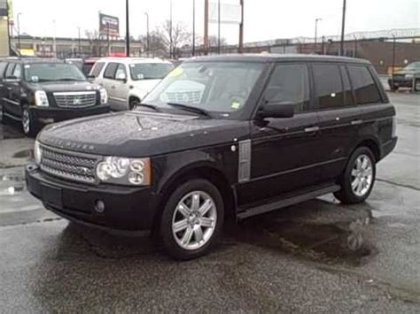 2008 range rover hse for sale 2008 land rover range rover hse for sale island city
