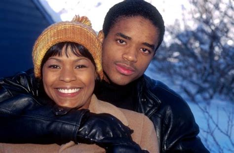film love jones en francais larenz tate and nia long in 1997 for love jones photo
