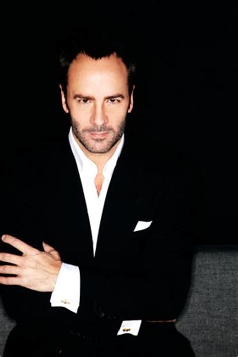 Tom Ford Discusses His New See-Now-Buy-Now Business Model