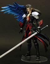 Play Arts Kingdom Hearts Cloud Strife Sephiroth Figure buy sell merchandise kingdom hearts play arts sephiroth