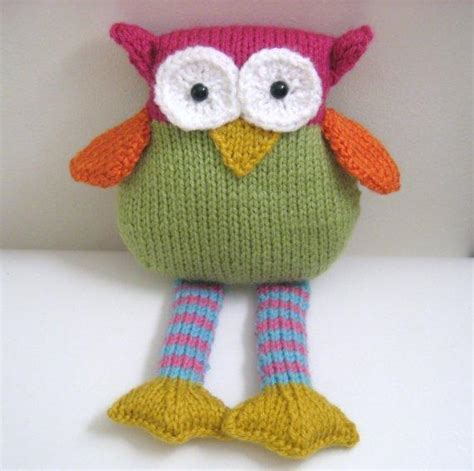 amigurumi knitting patterns you to see knit owl amigurumi pattern on craftsy
