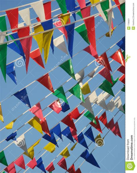 colored flags colored flags stock image image 7796821