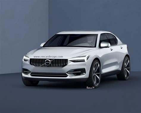 volvo v40 sedan volvo s40 rendering is the crossover sedan of the future