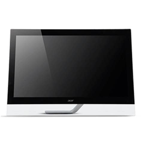 Dijamin Monitor Acer T232hl 23 Ips Touchscreen acer t232hl 23 inch touch screen lcd display villman computers