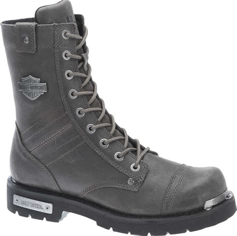 mens motorcycle boots with zipper harley davidson men s flatwood zip motorcycle boots
