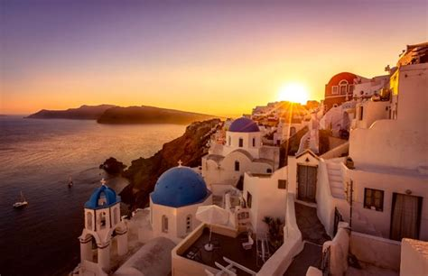 best views santorini 16 best santorini hotels with sunset views the 2018 guide