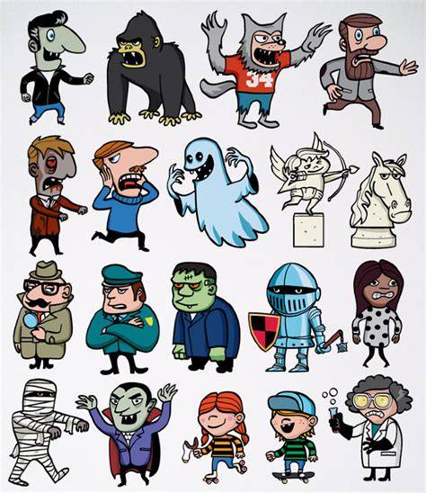 Character Design Illustration Iphone Semua H character design andreas olofsson illustration graphic design
