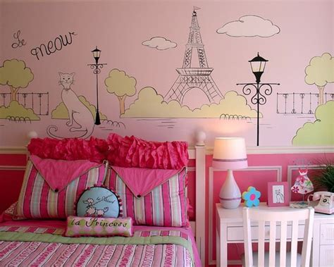 paris themed bedroom for girl paris paris girls room