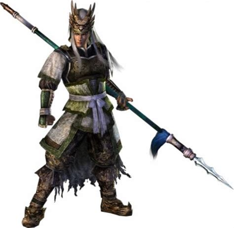 karakter dynasty warior  agresif unik