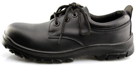 non slip work boots mens new composite safety non metal lace up non slip work