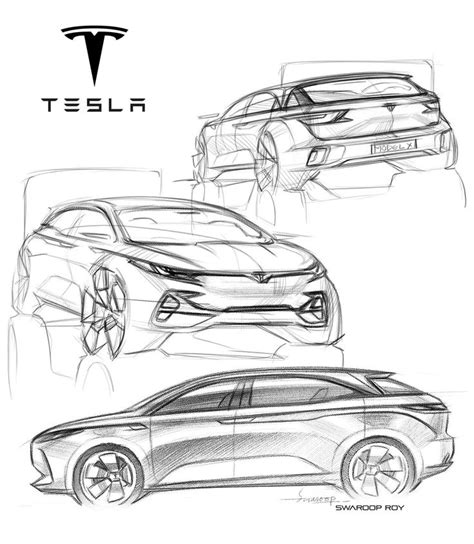Tesla Model X Sketches by 78 Best Images About Sketch On Sketching