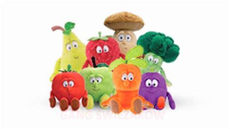 Vitamin Fruit 18 Junior die knuffel fruits