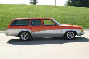 Chevrolet Station Wagons 1980 Chevrolet Malibu Custom Station Wagon 96315