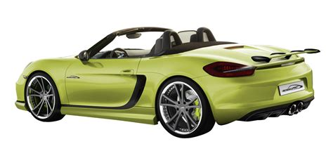 modified porsche boxster speedart sp81 r the modified porsche boxster 981