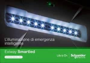 l l illuminazione exiway smartled 232 l illuminazione di emergenza