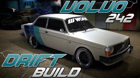 volvo 242 drift need for speed volvo 242 drift build nfs 2015