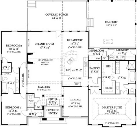 house plumbing plan first floor plan image of old wesley house plan i like the mud room laundry pantry