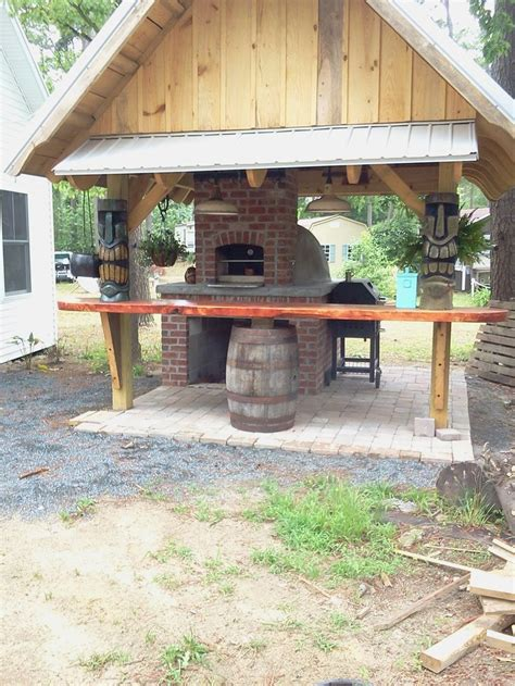 backyard pizza oven kits 1000 images about wood fired pizza ovens from grills n