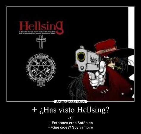 imagenes epicas de hellsing has visto hellsing desmotivaciones