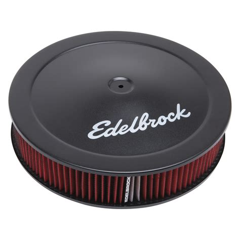 Air Cleaner All New Part Lokal edelbrock pro flo air cleaners parts pro news
