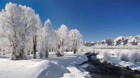 imagenes invierno hd invierno de nieve fondos hd