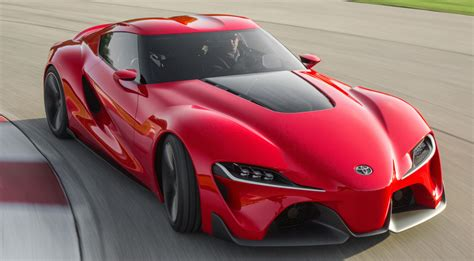 toyota supercar toyota and bmw to co develop a sports car in 2016