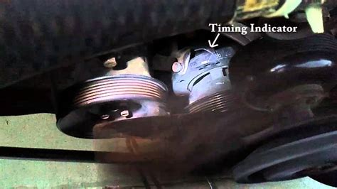 ignition timing demostration  ford  youtube