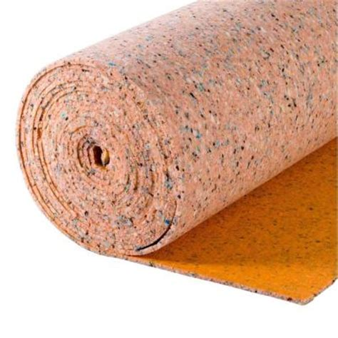 contractor 6 7 16 in thick 6 lb density carpet pad