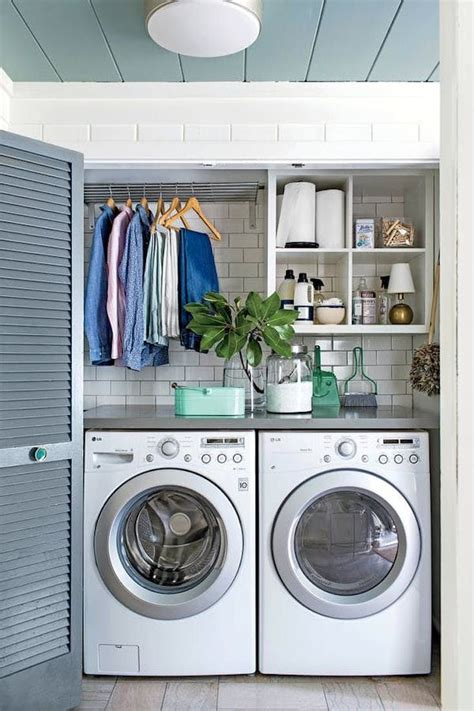 creative laundry room ideas best 25 garage laundry ideas on pinterest garage