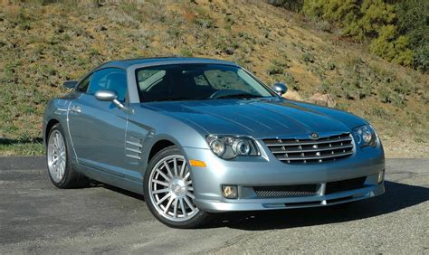 Chrysler Crossfire 2006 by 2006 Chrysler Crossfire Information And Photos Zombiedrive