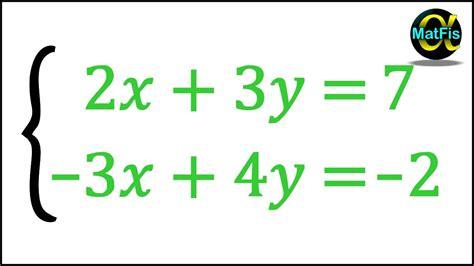 sustitucion de imagenes retoricas sistema de ecuaciones de 2x2 m 233 todo de sustituci 243 n ejemplo