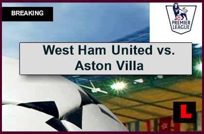 epl table aston villa english premier league results 2014 prompt west ham united