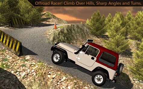 jeep mountain climbing offroad jeep mountain climb 3d android apps on play