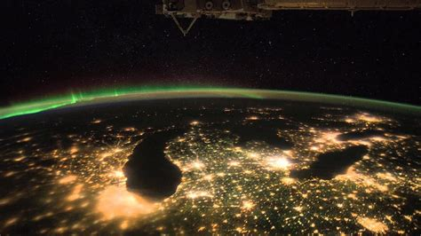 live from space time lapse collection earth from space images from