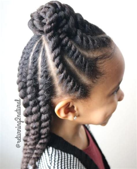 Hairstyles For Black Teenagers With Medium Hair by Black Hairstyles And Haircuts 40 Cool Ideas For